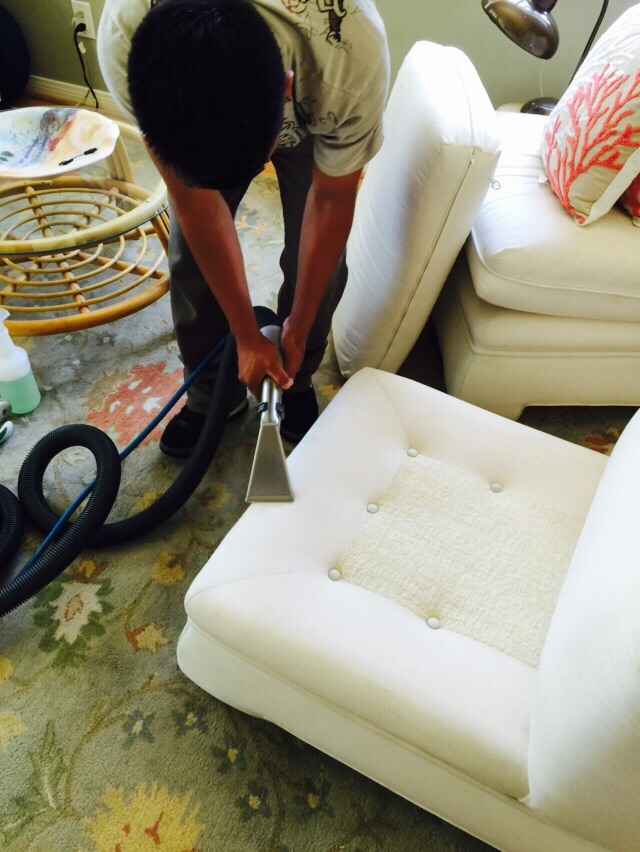Upholstery Cleaning in Pleasanton
